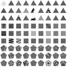 """Martin Wattenberg on Twitter: """"Paths in polygonal billiards: image made after reading work of Iranian-American mathematician (and Fields medalist) Maryam Mirzakhani. https://t.co/SayN6MaXSA"""""""