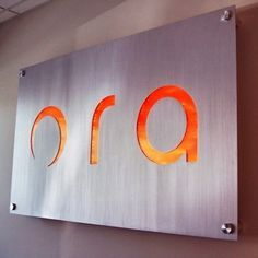 Backlit Lobby Signs -Indoor LED Lighted Signs | Impact Signs