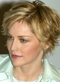 Short Hairstyles For Above Fifty