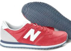 4ffe08887c2fa New Balance NB 420 Red White Grey For Women Shoes Sku SL617269 Regular  Price