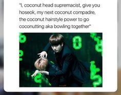 coconut headASS