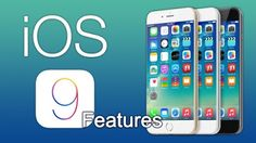 10 iOS 9 New Features http://www.cyber-pursuit.com/2016/06/10-ios-9-features.html#iPhone #ios9 #iosapps