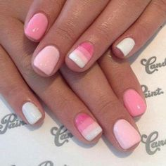 Really cute nails for summer