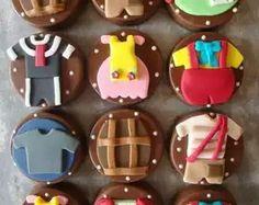 Oreos, 2nd Birthday Parties, Girl Birthday, Ben Y Holly, Cupcakes, Ideas Para Fiestas, Fondant, Party Favors, Food