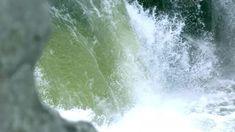 Slow Motion Cascading Waterfalls Tilt Wide Stock Video Footage - VideoBlocks