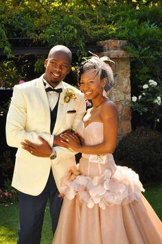 Elegant South African Traditional Wedding Brides