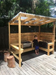 Little Hipster Upcycled Cubbies & Playhouses - Helen Edwards Writes - Upcycled Timber Cubby Houses from Little Hipster Kubbies La mejor imagen sobre diy para tu gusto Es - Backyard Play, Backyard Patio Designs, Backyard For Kids, Backyard Projects, Outdoor Projects, Garden Projects, Backyard Landscaping, Outdoor Play, Wood Projects