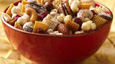 Caramel Corn Chex® Mix.