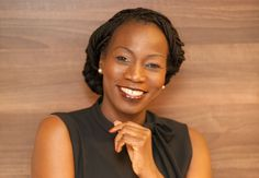 Patricia Nzolantima, serial entrepreneure, femme d'affaires africaine.