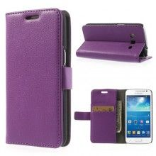 Funda Samsung Galaxy Express 2 Book Cartera Violeta  € 9,99