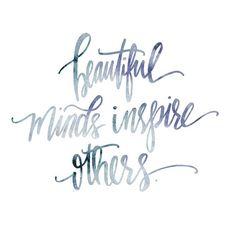 beau minds inspire others @inshaalkhizar.