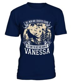 # VANESSA IS THE BEST BACK .  VANESSA IS THE BEST  A GIFT FOR THE SPECIAL PERSON  It's a unique tshirt, with a special name!   HOW TO ORDER:  1. Select the style and color you want:  2. Click Reserve it now  3. Select size and quantity  4. Enter shipping and billing information  5. Done! Simple as that!  TIPS: Buy 2 or more to save shipping cost!   This is printable if you purchase only one piece. so dont worry, you will get yours.   Guaranteed safe and secure checkout via:  Paypal | VISA…