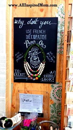 Ornamentea's beautiful necklace project....can't wait to try!