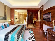 Experience spectacular interiors at our Premium Indulgence Room. #HotelRoom #Gurgaon http://www.vivantabytaj.com/gurgaon