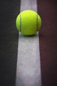 Tennis ball by Viorel Cimbir on 500px