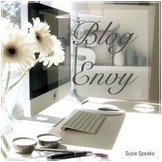 Blog Envy: Do you look at other blogs and turn a shade of green? Here's how to deal with it... www.suzie81speaks.com