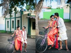 Book us – Studio A - Barnali Kalita - Book us – Studio A I need picture like this with the hubby. All my tables are going to be with pictures of us recreating movie scenes. Indian Wedding Poses, Indian Wedding Couple Photography, Wedding Photography Poses, Couple Photoshoot Poses, Pre Wedding Photoshoot, South Indian Weddings, South Indian Bride, Wedding Scene, Wedding Story