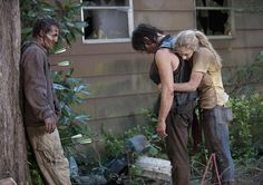 On The Walking Dead, it's time to have a goddamn drink