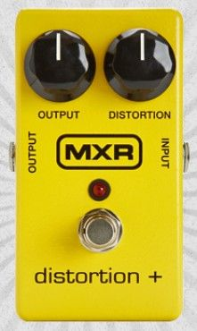 MXR Distortion + http://www.area22guitars.com/pedals/dunlop/mxr-carbon-copy-delay-pedal-287.html