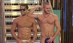 Austin Armacost and James Hill strip fully naked on CBB
