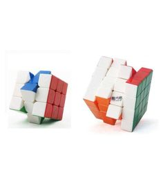 Emob Magic Rubik Cube Puzzle Combo Set of 2 - & Cube Puzzle, Critical Thinking, Cubes, Kid, Magic, Child, Kids, Baby, Children
