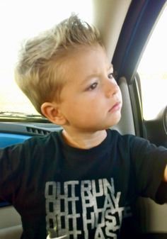 Cute 4 Year Old Boy Haircuts