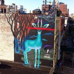 Marina Zumi - Harlem, New York, USA.