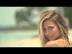 Lina Posada Posing for Irgus Swimwear 2013 (HD) - YouTube