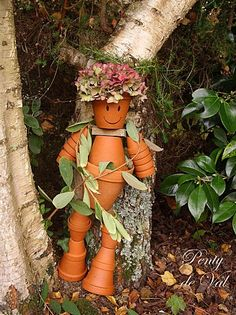 So cute for the garden. i would have to change the face tho...