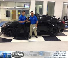 https://flic.kr/p/xwcacP | #HappyAnniversary to Eric and your 2008 #Lexus #Is 250 from Carlos Gonzalez at Fenton Honda of Longview! | www.deliverymaxx.com/DealerReviews.aspx?DealerCode=RFWA