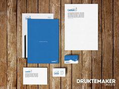 #branding for #caelum #druktemakermedia #druktemaker.nl #stationairy