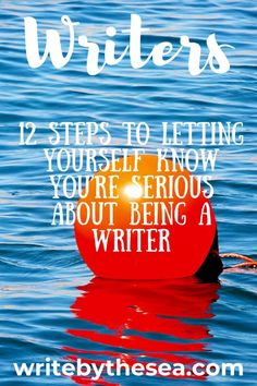Becoming a Writer: 12 Steps to Letting Yourself Know You're Serious about Being a Writer - How to Write- How to Write Better Cool Writing, Kids Writing, Writing A Book, Writing Tips, Writing Prompts, Make Him Want You, Let It Be, Love Yourself Text, Feeling Appreciated