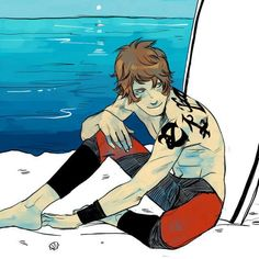 Jules Blackthorn - July 2014 (Already in love with him)