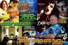 Podcast from the After Movie Diner: Episode 138 - Horrotober '14 - Brian Trenchard-Smi...