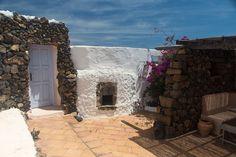 Imagen de Dagmar Koss en La Hoya, Janubio, Yaiza, Lanzarote.