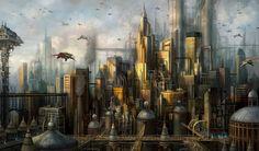 metropolis - Philip Straub