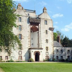 Come and stay in Craigston Castle. Built by, and home to, the Urquhart family since Craigston is located on the north east coast of Scotland Aberdeenshire Scotland, Scotland Uk, Family Tree Research, Self Catering Cottages, Scottish Castles, Castle House, Holiday Accommodation, Bed And Breakfast, Lodges