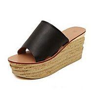 Zapatos de mujer Cuero Tacón Cuña Cuñas/Talón Des... – EUR € 22.99