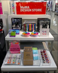 Pop-up MoMA Design Store