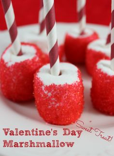 Check out our EASY to make Valentine's Day Sweet Treat!!!!