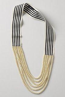 Pearl and Ribbon