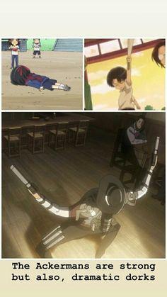 20 Anime Memes Funny Attack on Titan are here. Let's start to see all the memes attack on titan. Ereri, Attack On Titan Meme, Attack On Titan Fanart, Aot Memes, Funny Memes, Hilarious, Mikasa, Levi X Eren, Levi Ackerman