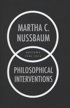 Martha Nussbaum: The public philosopher as practitioner | LSE Review of Books