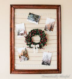 There's an assumption that the perfect holiday decor takes weeks to set up — and costs a lot. Not so, thanks to these DIY ideas! With a little bit of time and the right supplies, you can easily turn your home into a Winter wonderland.
