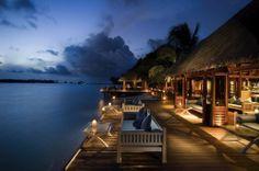 Hotel Conrad Maldivas – Habitación Subacuática