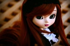 """""""A New Year"""", Pullip Greggia by Rinoninha on flickr."""