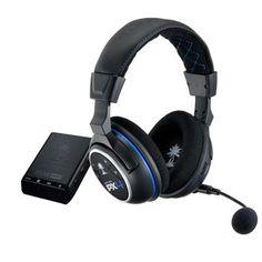 Acessórios Turtle Beach Ear Force PX4 Wireless Dolby 5.1 Surround Sound PlayStation 4 Gaming Headset (TBS-3276-01) #Acessórios #PlayStation 4