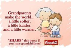 Photo: SHARE this quote if you have grandkids!