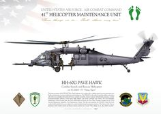 UNITED STATES AIR FORCE . NEW YORK AIR NATIONAL GUARD41st MAINTENANCE HELICOPTER UNIT