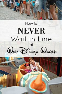 """I love riding all of the incredible attractions at Walt Disney World... but I hate waiting in line. Even though the waiting areas (aka """"queues"""") for some"""